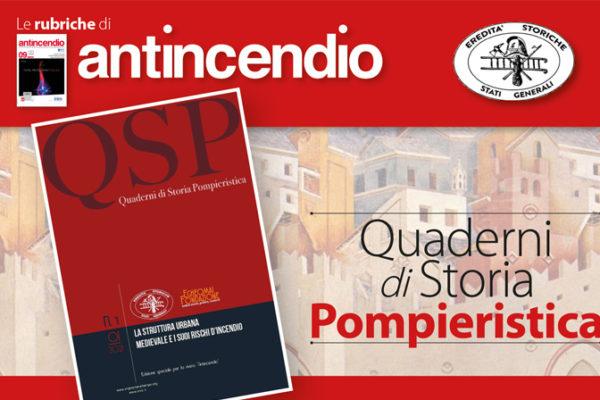 """Incendio della Sindone, il ricordo nei """"Quaderni pompieristici"""""""
