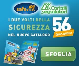 CARTELLI SEGNALATORI - SAFE IN