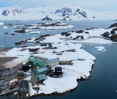 La stazione Vernadsky in Antartide