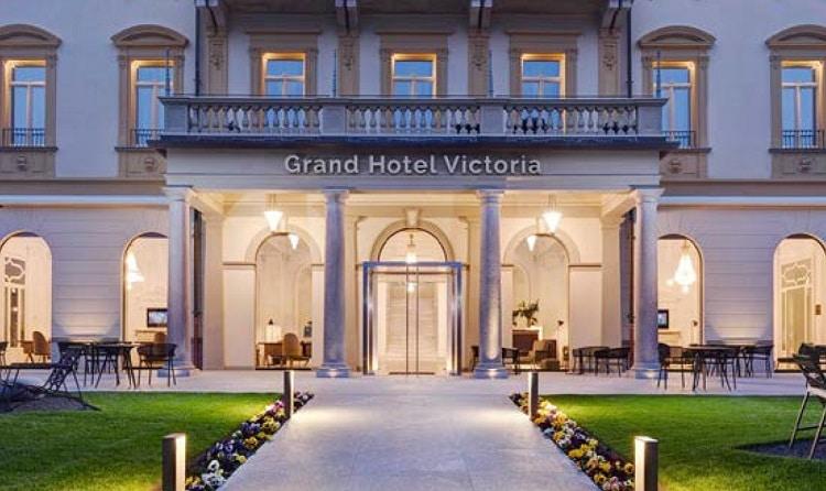 Grand Hotel Victoria a Menaggio